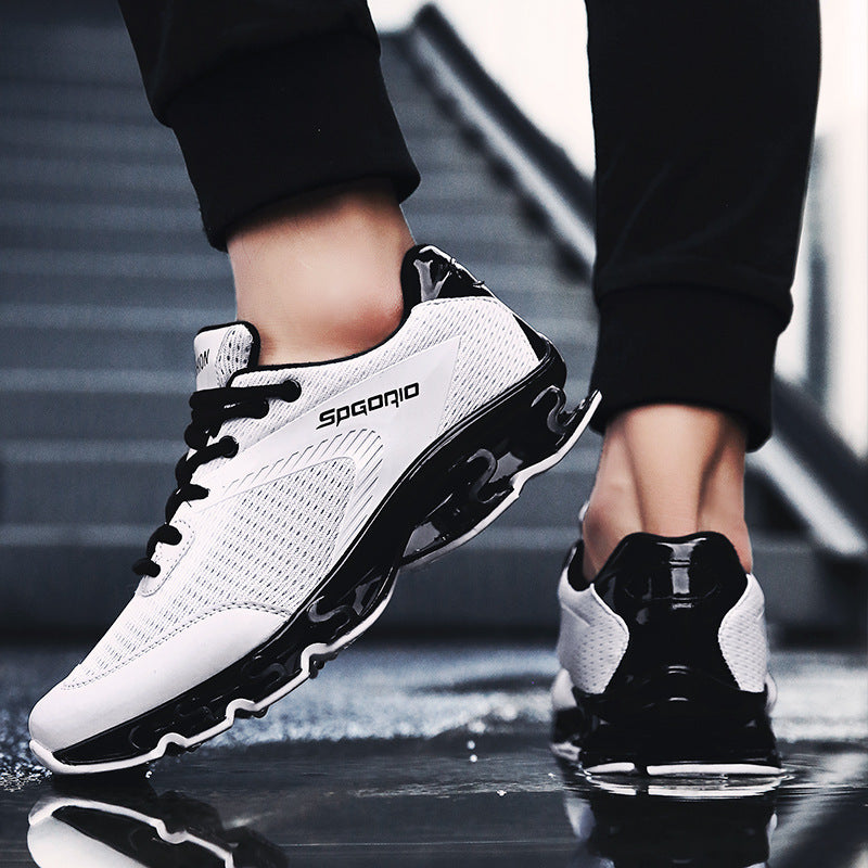 Blade sports shoes wholesale 2020 new winter men's casual sports shoes sports shoes for low permeability - The World of Safety