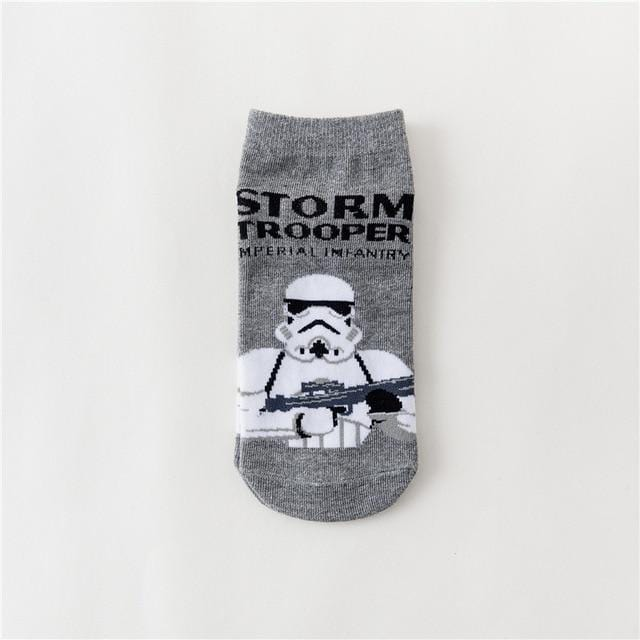 Star Wars Wookiees cosplay cotton socks - The World of Safety