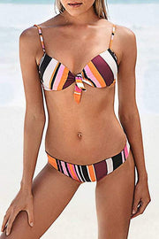 Allovely Two Piece Bikini Set
