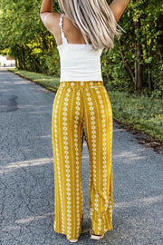 Allovely Bohemian Casual Loose Pants