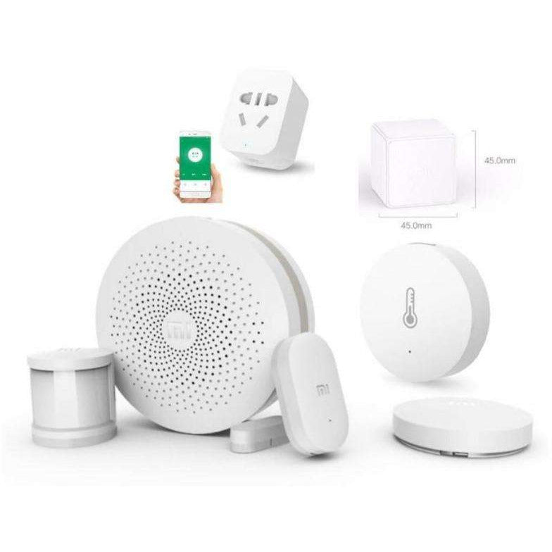 Smart Home Kit Door And Window Human Body Sensor Temperature Humidity Sensor Wireless Switch - TurboTech215.com