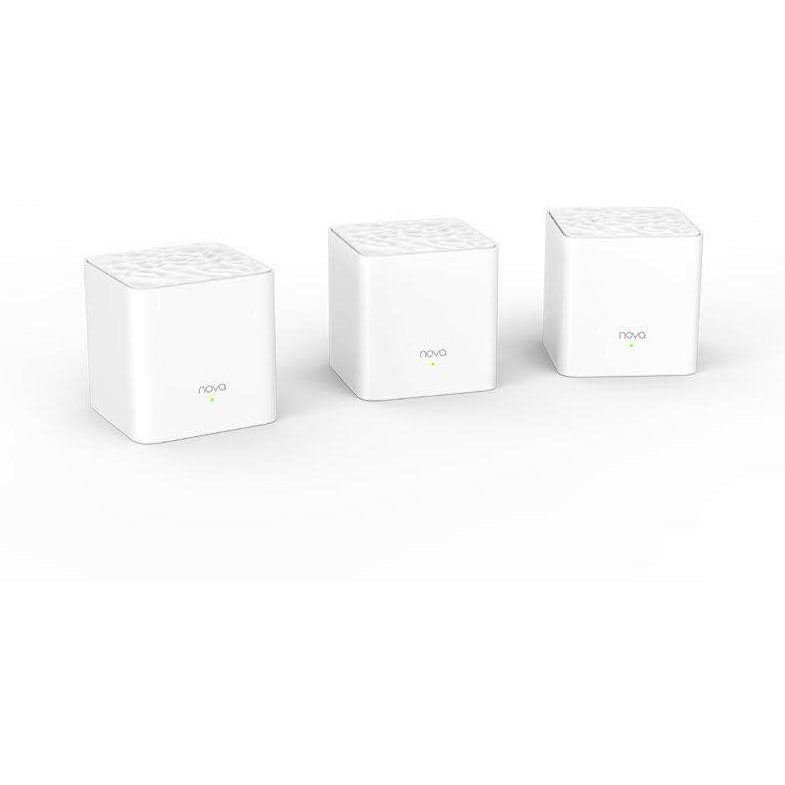 5G 3pc Tenda Nova Whole Home Mesh WiFi Router Fast Strong Gigabit System - TurboTech215.com