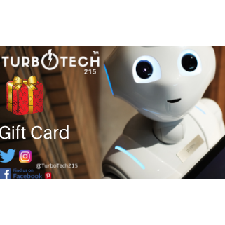 TurboTech215 Gift Card - TurboTech215.com