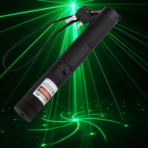 Green Laser Pointer Long Range Military Style