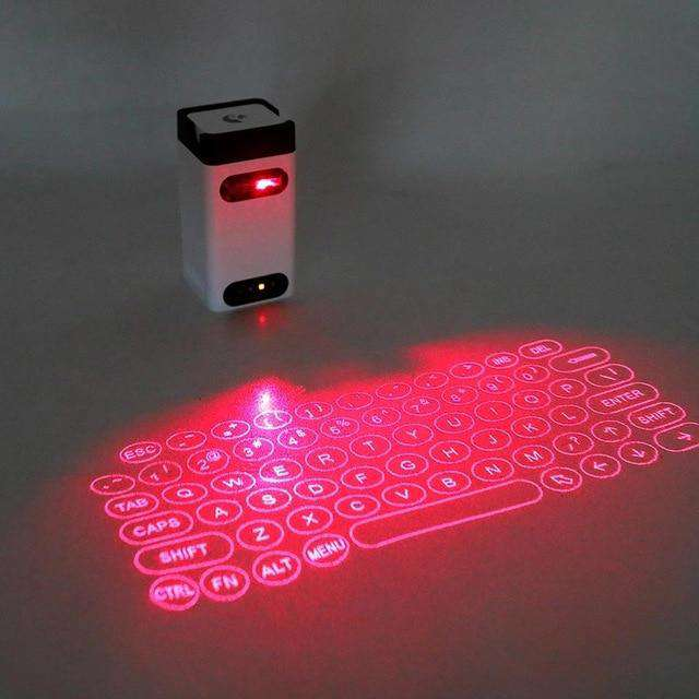 Wireless Cell Phone Laser keyboard - TurboTech215.com