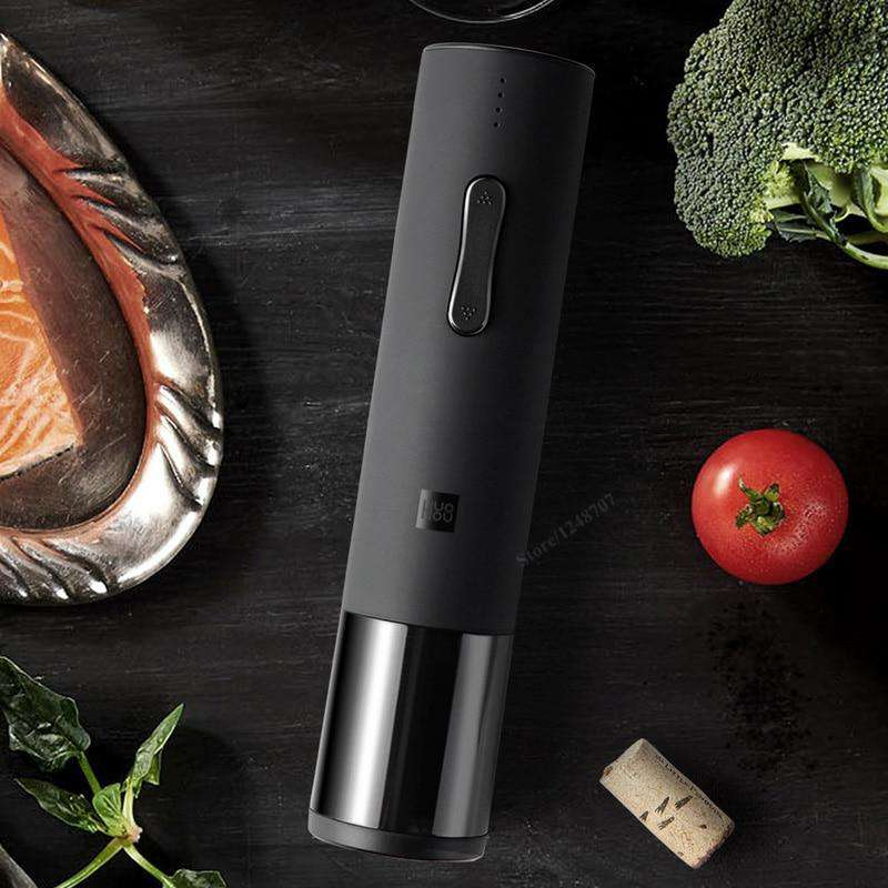 Electric Automatic Wine Bottle Opener - TurboTech215.com