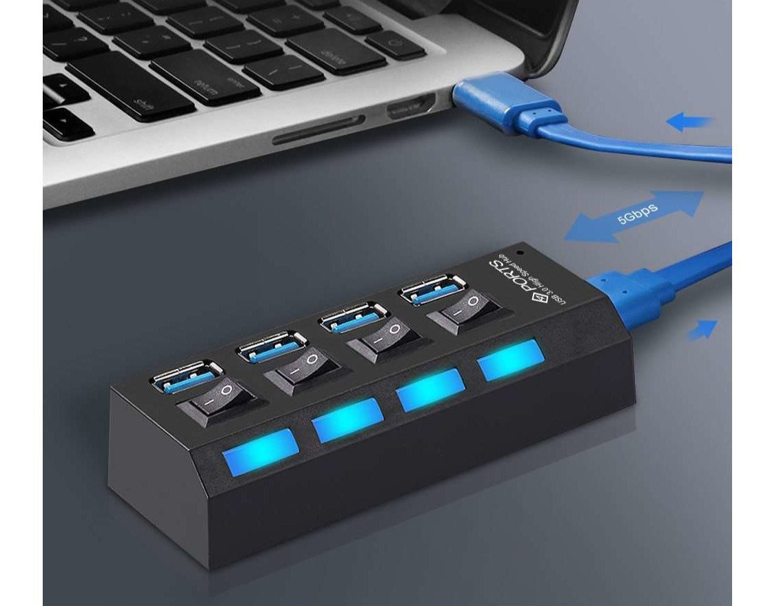 USB Hub Port 3.0 - TurboTech215.com