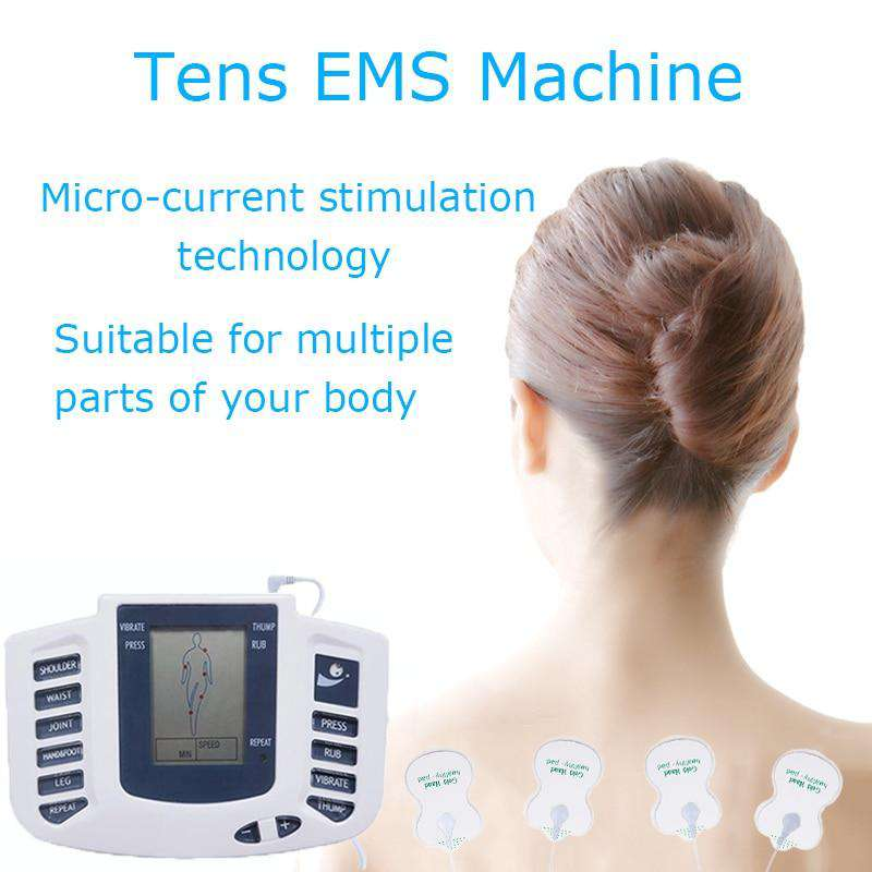 Full Body Acupuncture Electric Therapy Massage - TurboTech215.com