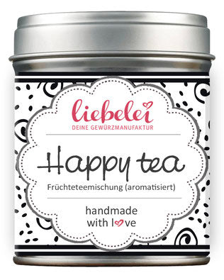 Tee Happy Tea - Liebelei
