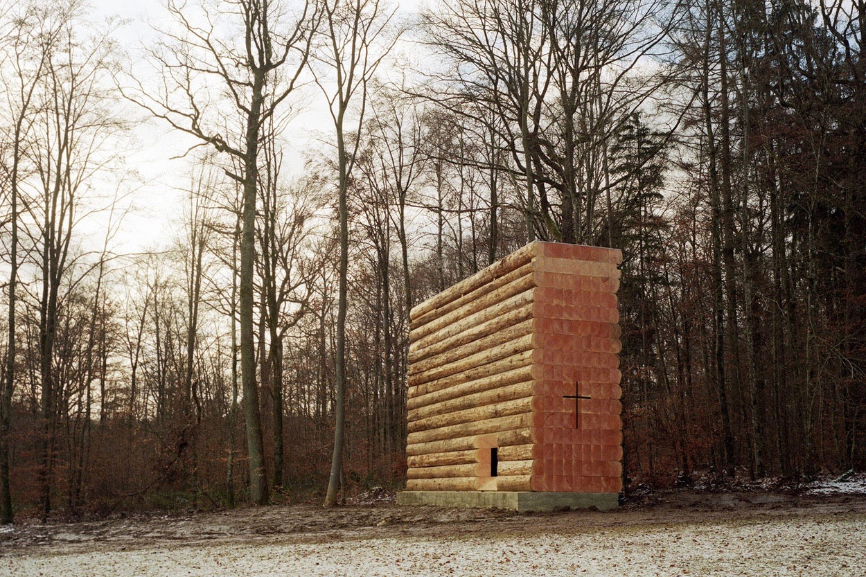 Wooden Chapel by John Pawson