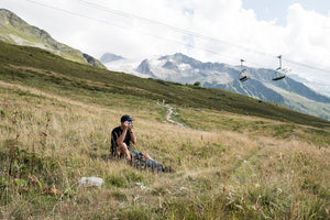 Foraging and Photography from Le Tour, Chamonix