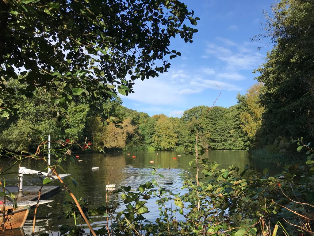 Hampstead ladies pond