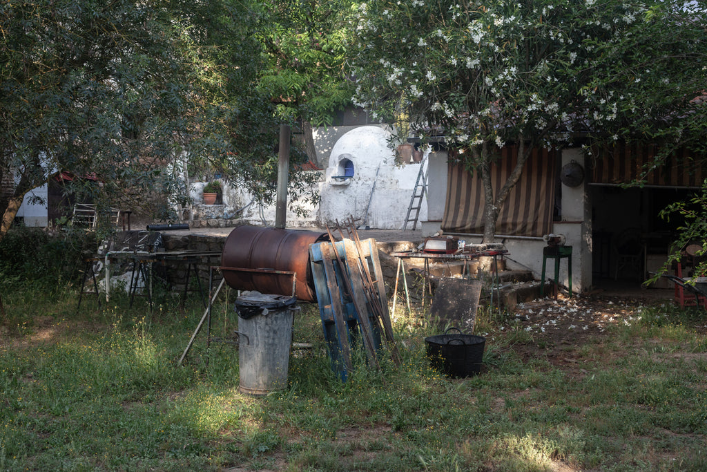 outdoor workshop El Campo, Will Appleyard