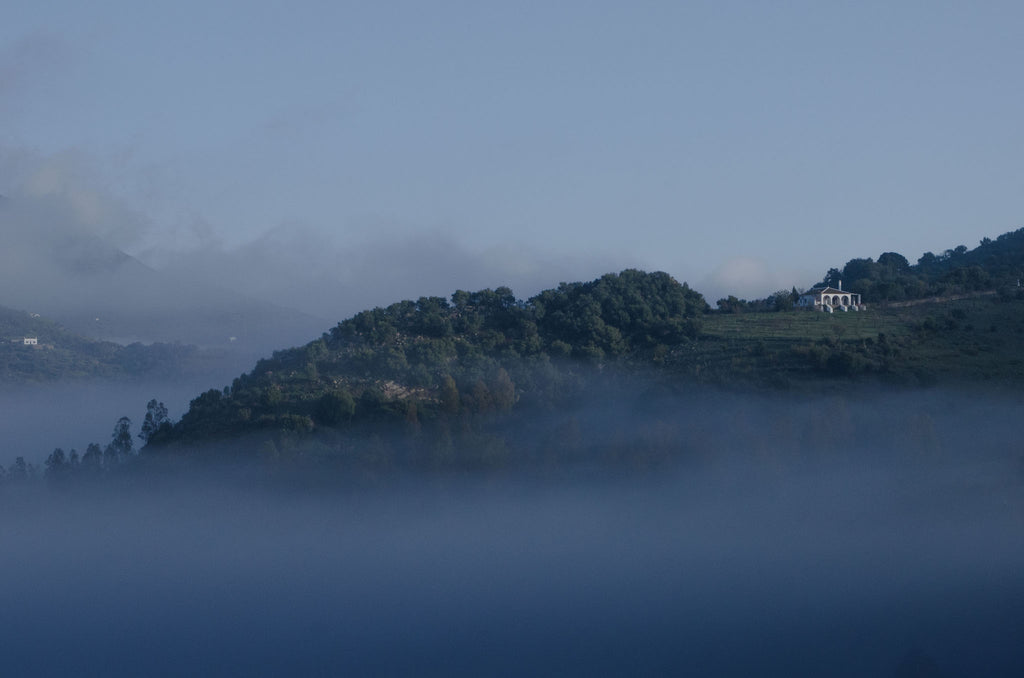 Temperature inversion in Sierra de Grazalema by Will Appleyard for Utility Archive