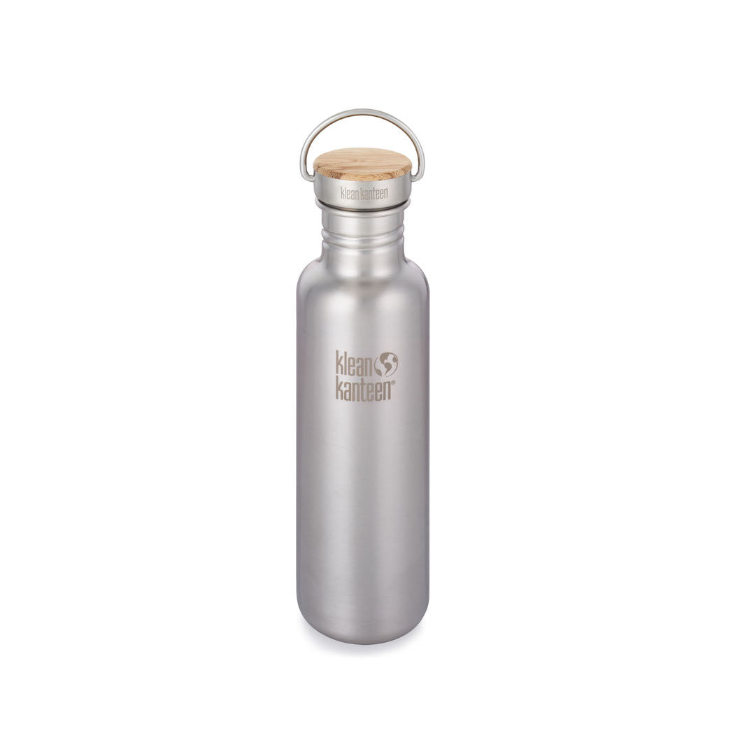 Klean Kanteen Water Bottle 800ml Steel