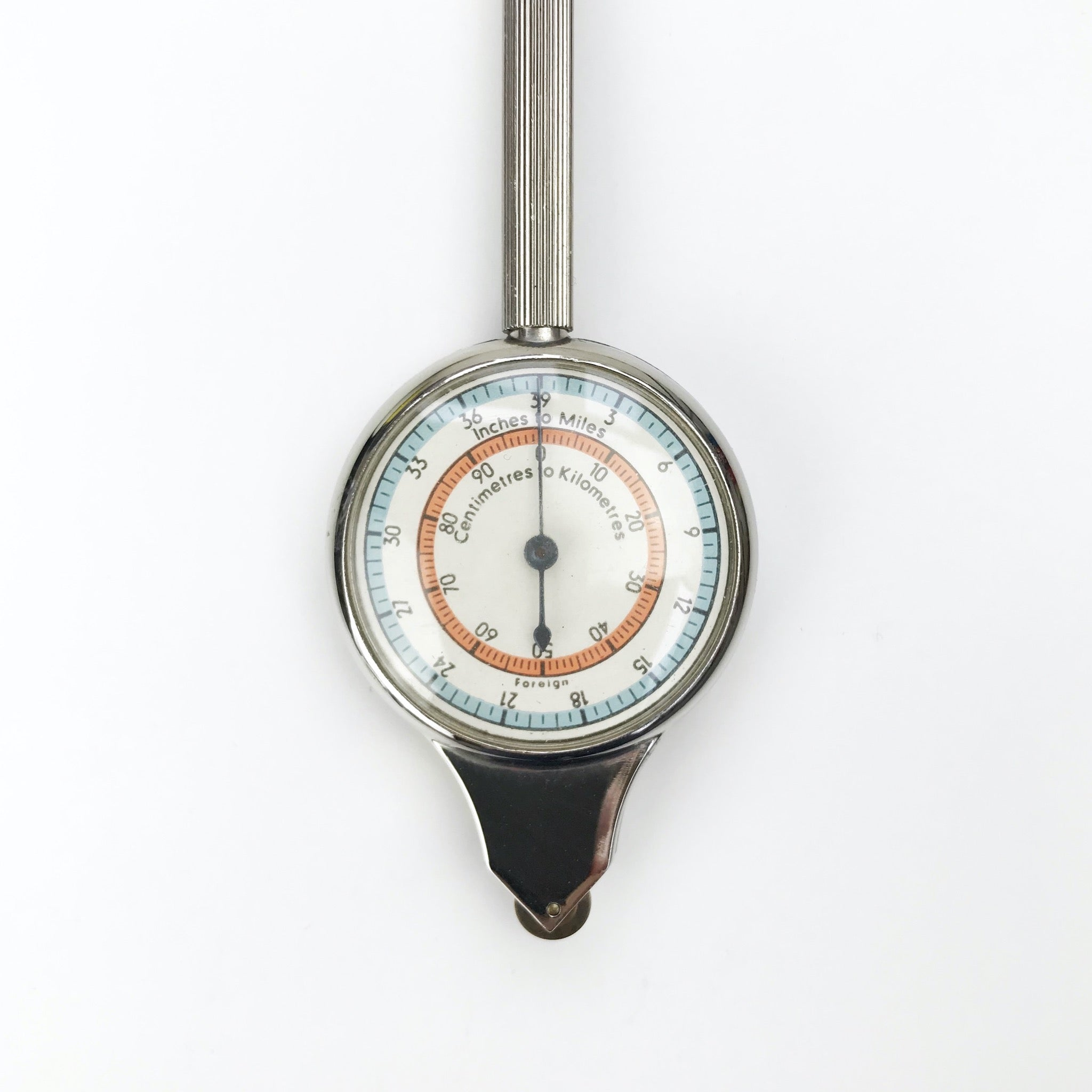 Vintage Opisometer Map Measurer
