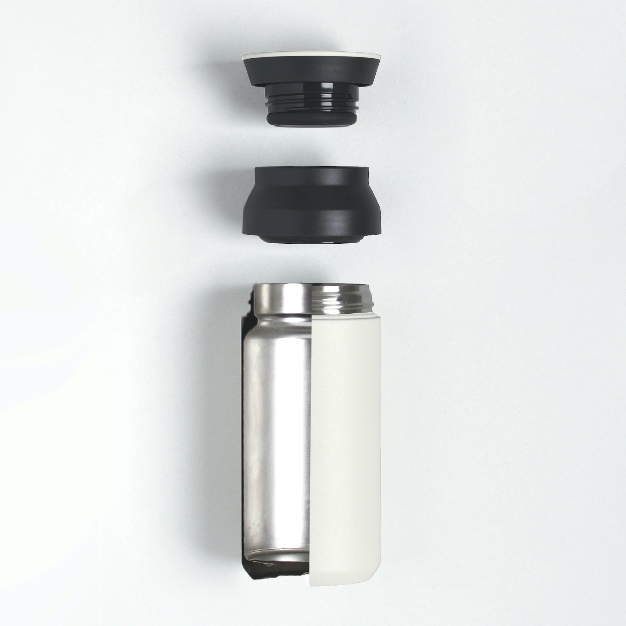 Kinto Travel Tumbler White