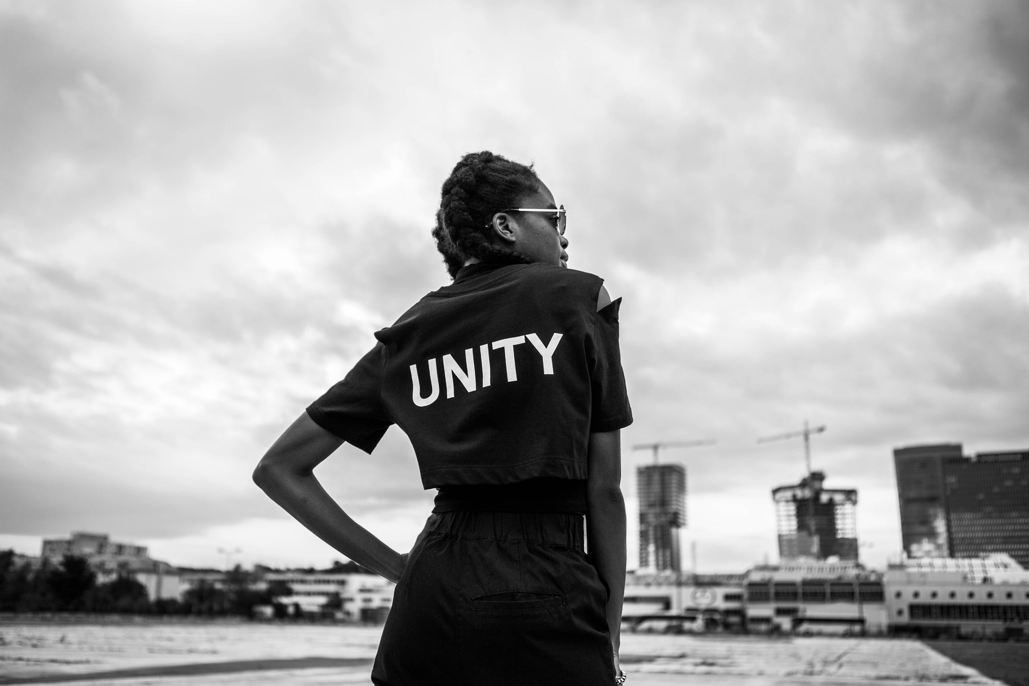 Racism collection unity