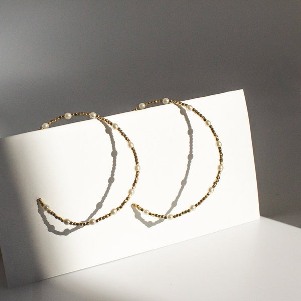 Mica Earrings