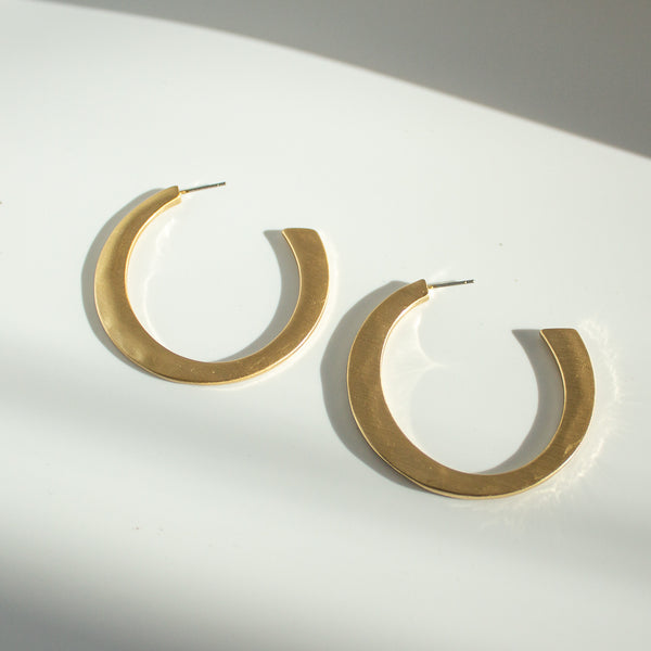Rya Hoop Earrings