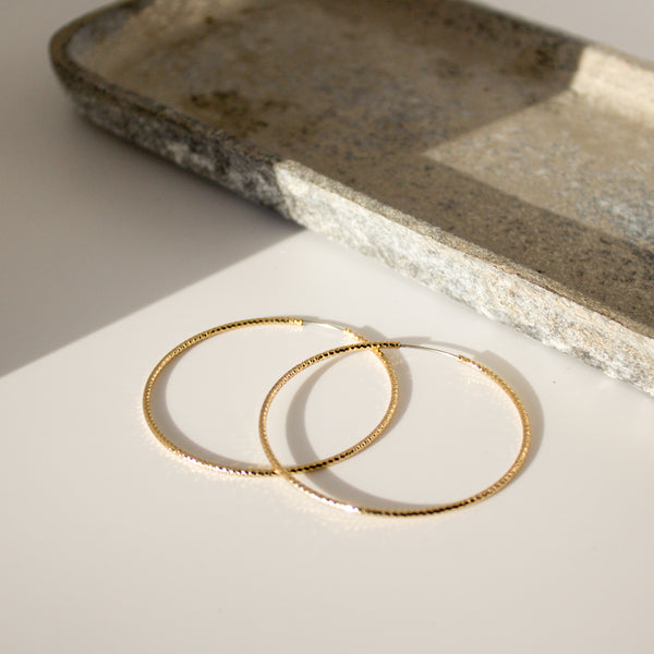Juli Hoop Earrings