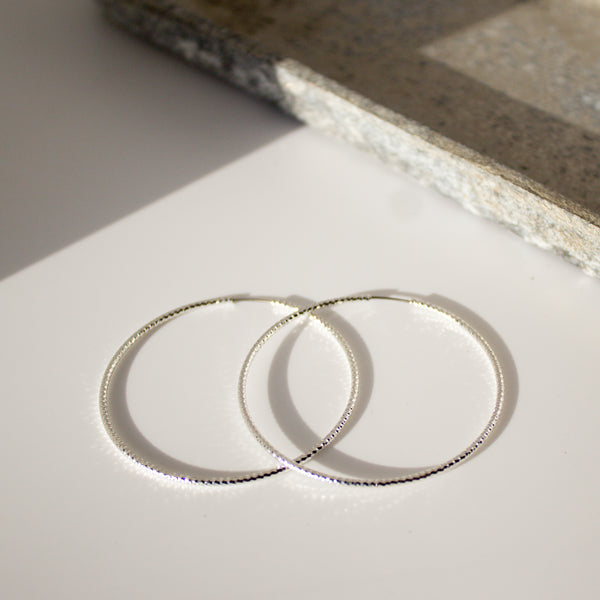 Juli Hoop Earrings II