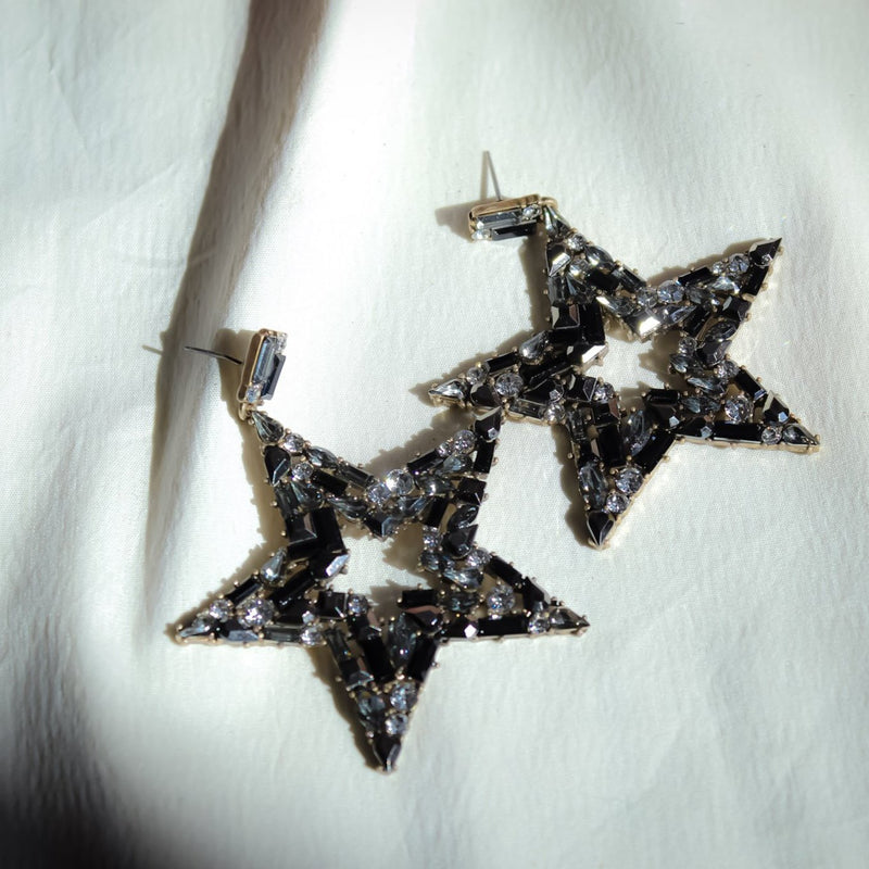 Estelle Gris Earrings