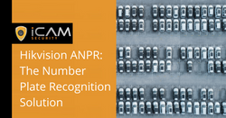 Hikvision ANPR: The Number Plate Recognition Solution
