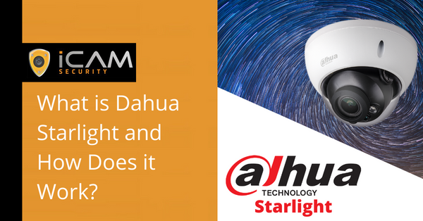 What is Dahua Starlight and how does it work?