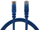 Neptune NEC6100BL CAT6 Patch Lead Blue - 1m