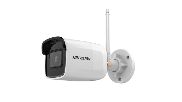 Hikvision DS-2CD2041G1-IDW1 4MP Wifi Fixed Bullet Network Camera