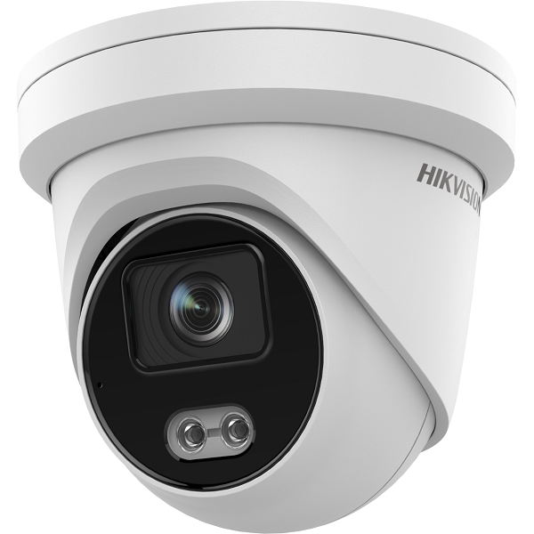 Hikvision DS-2CD2347G2-LU 4MP ColorVu Fixed Turret Network Camera