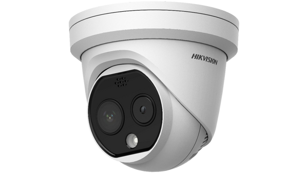 Hikvision DS-2TD1217B/PA Fever Screening Fixed Turret Network Thermal Camera
