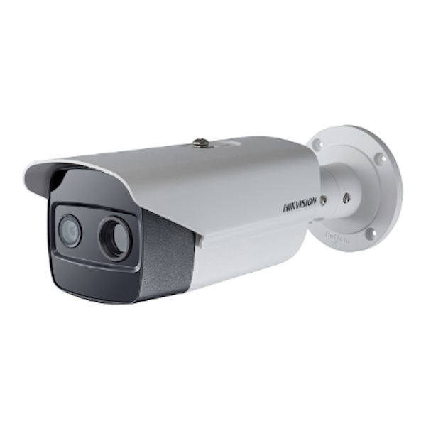 DISCONTINUED Hikvision DS-2TD2615-10 Thermal & Optical Fixed Network Bullet Camera