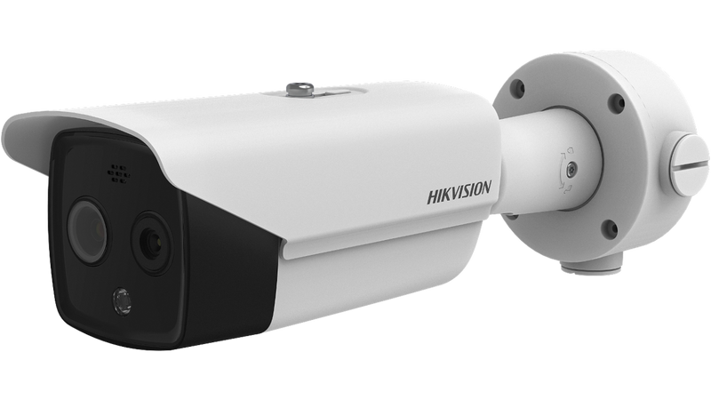Hikvision DS-2TD2617B/PA Fever Screening Fixed Bullet Network Thermal Camera