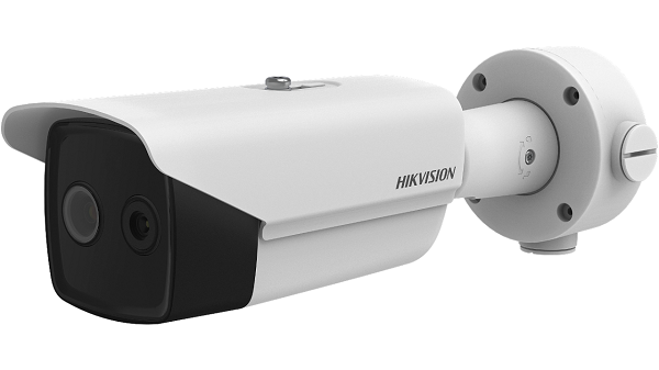 Hikvision DS-2TD2636-10 Thermal & Optical Fixed Network Bullet Camera