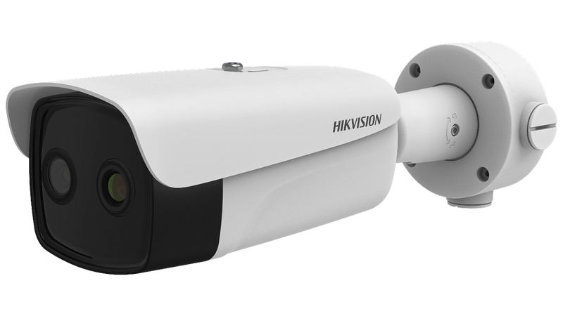 Hikvision DS-2TD2637B-10/P Fixed Bullet Network Thermal Camera