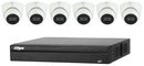 Dahua Starlight 5MP 8 CH Eyeball IP CCTV Kit (with 2TB HDD)