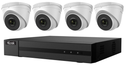 Hikvision HiLook 5MP Turret 4CH IP CCTV Kit