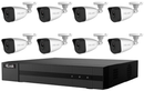 Hikvision HiLook 4MP 8CH Bullet IP CCTV Kit (with 2TB HDD)