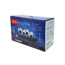Ness NView2 2MP 8CH Turret HD-TVI CCTV Kit