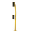 AAPAustwide RIK02Y Double RIK Bollard Yellow