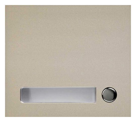 Aiphone GT Series 1 Call button Panel