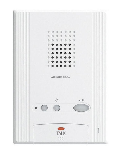 Aiphone GT Series Open Voice Audio Tenant Station
