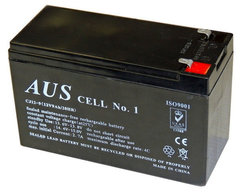 Lead Acid Battery-CSD-1209