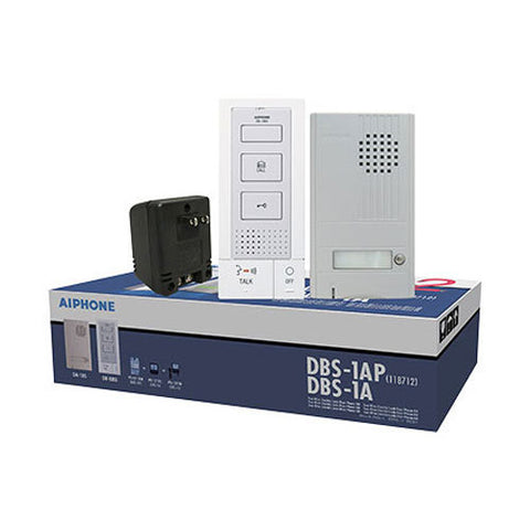 Aiphone DB Series 1 Door - 1 Master Kit