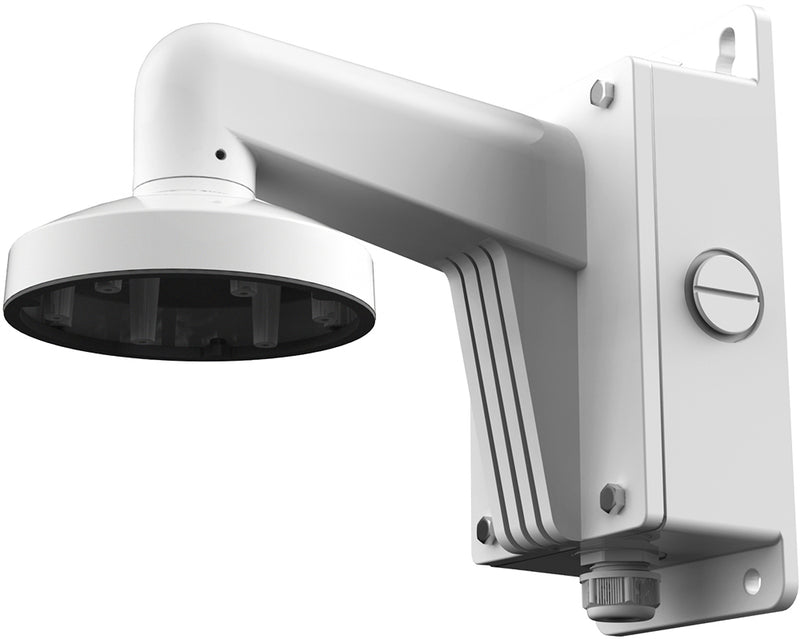 Hikvision DS-1473ZJ-135B Wall Mount Bracket with CCTV Camera Junction Box
