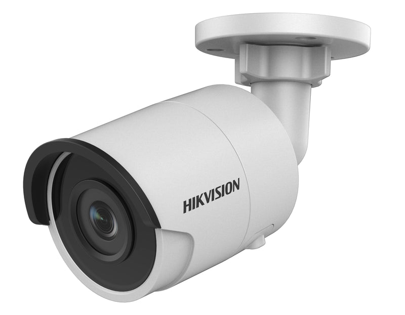 DISCONTINUED Hikvision DS-2CD2055FWD-I2 5MP Fixed Mini-Bullet Network Camera
