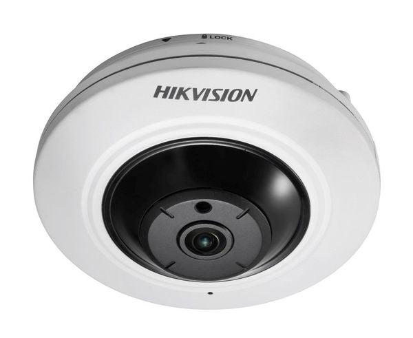 Hikvision DS-2CD2955FWD-IS 5MP Fixed Fisheye Network Camera