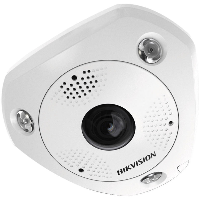 Hikvision DS-2CD6332FWD-I 3MP Fisheye Network Camera